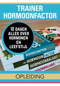 Opleiding trainer hormoonfactor