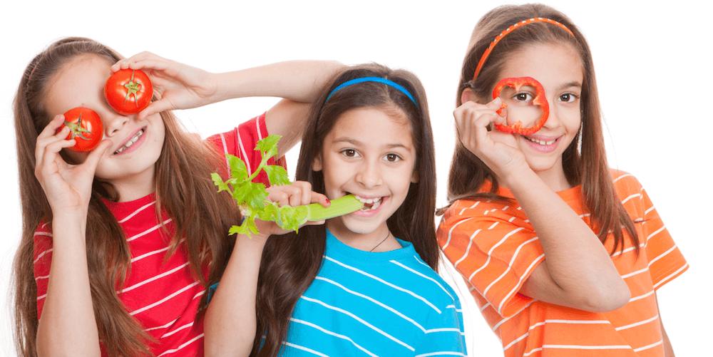 Voedingstips voor kinderen