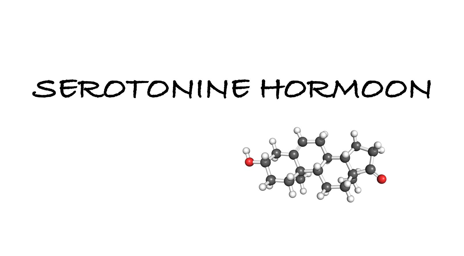 serotonine hormoon