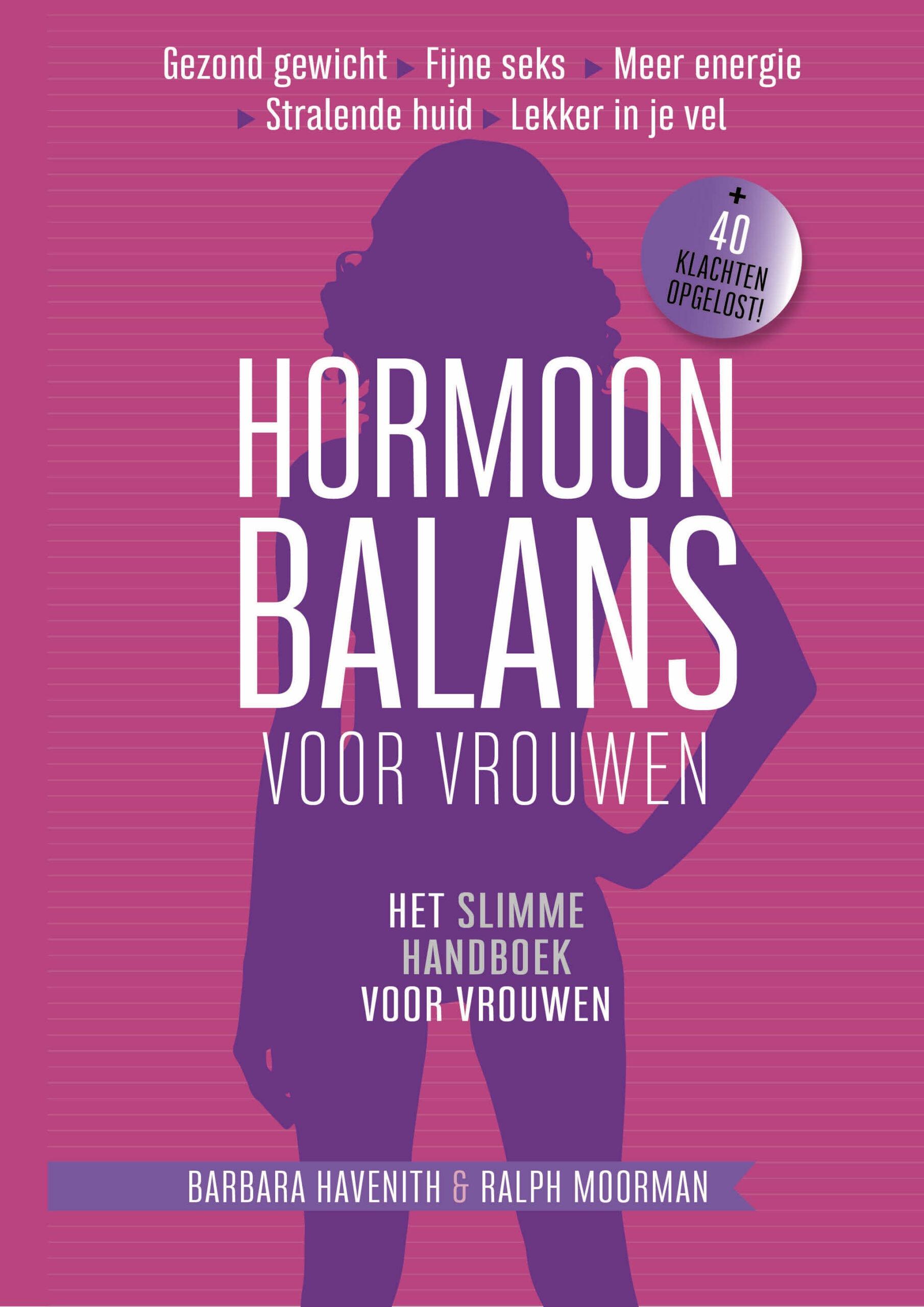 Hormoonbalans voor vrouwen voorcover lr